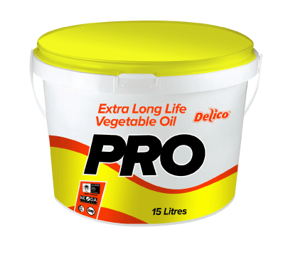 Delico® PRO long life frying oil