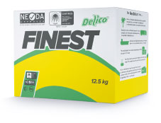 Delico Finest Extended life frying oil