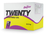 Delico Twenty Extended life frying oil