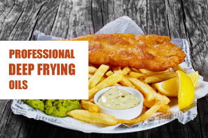 vegetable fats and oils - deep frying oil