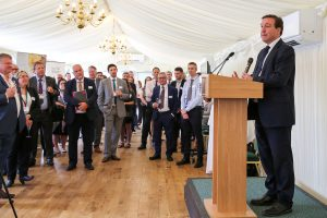 Chester Zoo - Westminster event-MP-Chris-Matheson